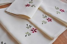napkins set