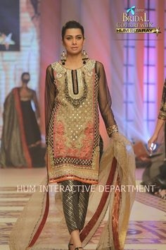 Asifa & Nabeel Bridal Collection 2015