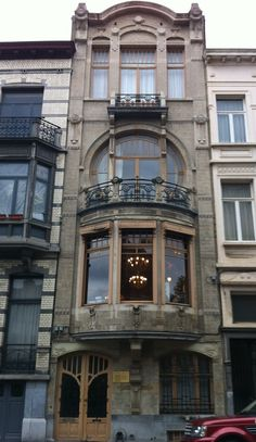 Art Nouveau house, Brussels