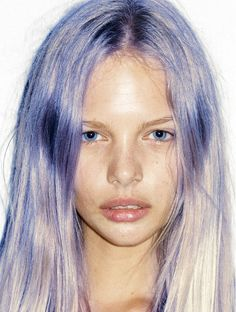 new girl in town / lilac hair Lavender Hair, Lilac Hair, Blue Hair, Natural Blondes, Good Hair Day, Grunge Hair, Rainbow Hair, Hair Today, Gorgeous Hair
