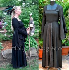 Lady Lin chose to wear ARWEN at the Bristol Renaissance Fair