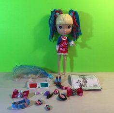 Cutie Pops Starr Doll & Accessories, Jada Toys