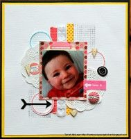 A Project by Tarrah from our Scrapbooking Gallery originally submitted 04/16/13 at 07:18 PM
