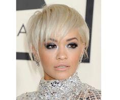 Rita Ora showcases her daring new crop at the Grammys | Look