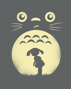 ADOOOORABLE, Totoro <3
