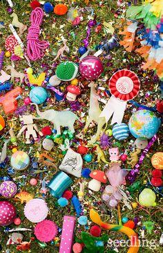 Piñata Material