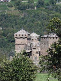 In viaggio con elipisto: LIX Tappa - Castello di Fénis