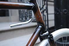 Pricing - Hand Painted Woodgrain Bikes