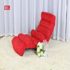 Lazy sofa bed tatami creative home windows and folding chairs computer chair single floor and Room Variety balcony to edit |