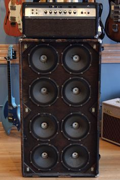 Awesome 2 12 Bass Cabinet