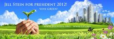 Jill Stein Green Party Presidential Candidate 2012