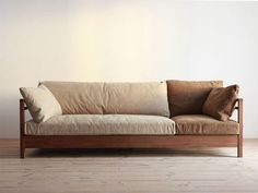 To know more about 広松木工 visit Sumally, a social network that gathers together all the wanted things in the world! Featuring over 122 other 広松木工 items too! Lounge Sofa, Sofa Chair, Sofa Set, Furniture Styles, Sofa Furniture, Furniture Design, Sofa Design, Interior Design, Earthy Home Decor