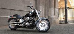 01. Harley-Davidson - Fat Boy
