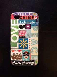IPhone 4 Speck CandyShell Collage Phone Case by Marisa1111, $40.00