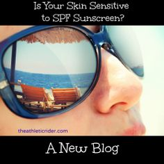 Summer is almost here! And that means grilling out, bare feet and SUNBURNS?    Not this girl! I use essential oils to protect against sunburn. If you are sensitive to traditional sunscreens, come learn about a natural approach that works for me!   http://theathleticrider.com/?p=7848