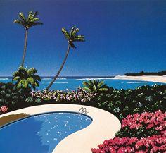 HIROSHI NAGAI art - Google Search