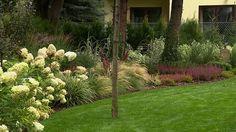 trawy ozdobne rabaty - Google Search