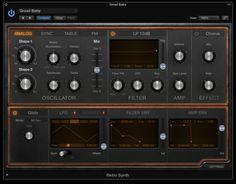 LP10: Retro Synth