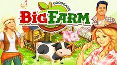 Big Farm – darmowa przeglądarkowa gra farmerska