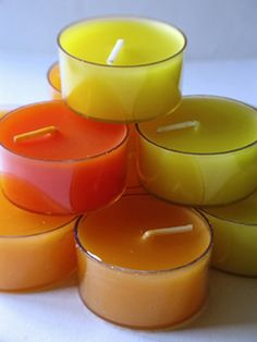 Things to know to make your own candles
