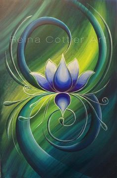 Original Painting by Reina Cottier www.facebook.com/reinacottierart