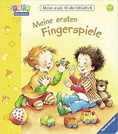 Meine ersten Fingerspiele Meine erste Kinderbibliothek: Amazon.de: Volksgut, Katja Senner: Bücher