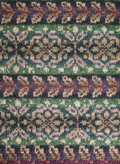 Virtual Yarns »  Designs » Alice Starmore Classics » Flora Jacket
