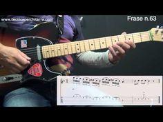 Lezioni di chitarra: fraseggio stile Joe Satriani | Tecnicaperchitarra.com