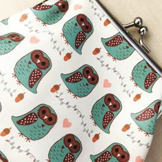 I am now going to name Wednesday a 'present to myself day'... A girl can never have too many purses. This Owl Print Coin Purse with kiss-clasp will be available when we launch this month! #owlpurse #coinpurse #giftsforher #gifts #owllove #giftsforanimallovers #wednesday #giftfrommetome #animaltheme #animals #owlsofinstagram