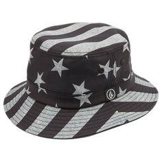 09208e08f04 VOLCOM Bar Star Bucket Hat(ボルコム バースターバケットハット) ハット