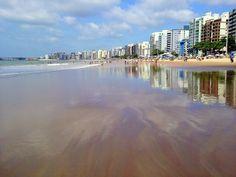 Praia do morro ..Brasil