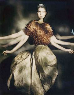 Paolo Roversi Painting with Light