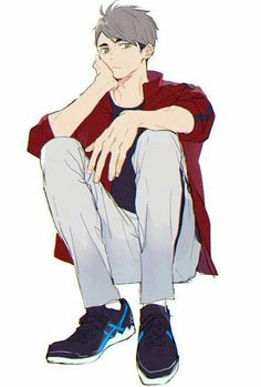 Haikyuu Manga, Haikyuu Funny, Haikyuu Fanart, Manga Anime, Anime Art, Manga Art, Miya Atsumu, Haikyuu Wallpaper, Otaku