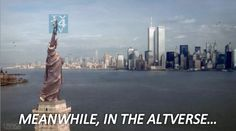"""From """"Back to Where You've Never Been.""""#Fringe"""