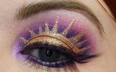 Rapunzel sun eye 2