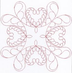 Crazy Quilt Embroidery by Machine | Feather Quilting Designs by Embroidery Machine