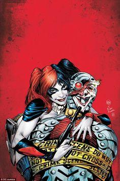 Comic villain: Harley Quinn debuted on Batman: The Animated Series...