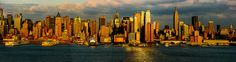 NYC Panorama by 8thRule Photography, via Flickr
