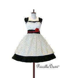 Custom in your size Rockabilly Sweet Dress alternative wedding Dress on Etsy, $250.00