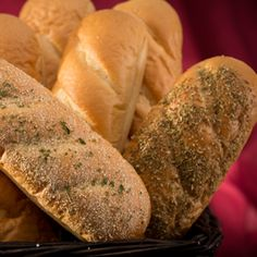 """Orlando's fresh baked bread in 7"""" or 10""""!"""