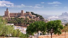 Are you an Al-Andalus #History lover? 😍 Then you must visit #Antequera in your next trip to Spain!  it's Nasrid fortress is surrounded by numerous Renaissance and Baroque sites and monuments. Antequera is definitely the place to go 👍 for history lovers.    📍#Andalusia #Spain