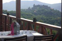 Nagyvillám étterem/restaurant - nagyvillam.hu - Visegrád, Hungary