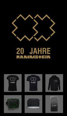 Marek Piórko, absolwent ASP w Katowicach, stworzył znak graficzny dla zespołu RAMMSTEIN - Dziennikzachodni.pl Anniversary Logo, Sony Xperia, Phone Cases, Mini, Galaxy S3, Logos, Logo, Phone Case