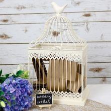 40cm Rectangle Bird Cage
