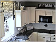 Down to Earth Style: I Do Clean My Kitchen
