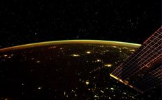 Take a look at constellations, star clusters, and more cosmic wonders photographed by astronauts aboard the International Space Station.