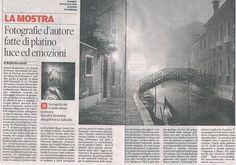 Alinari Fine Art.Exhibition in Venice