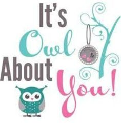 Origami Owl It's OWL About You! Sharalyn Saliger #8030 http://www.3hootsandaholler.origamiowl.com/