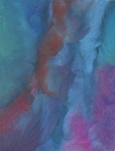 "'Crashing' by Kelly Lynn Kimball | $250 | 22""w x 28""h | Original Art | http://www.arttwo50.com/buy/art/crashing"
