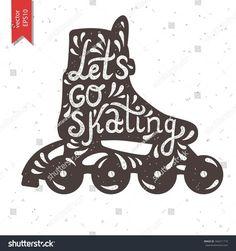stock-vector-let-s-go-skating-typography-roller-skate-label-logo-design-inline-skating-boot-vector-346311710.jpg (1500×1600)